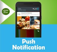 Notifications Rolling From Top In Mobile Applications