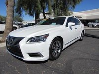 Used Car (2015 Lexus Ls 460 - Awd 4dr Sedan)