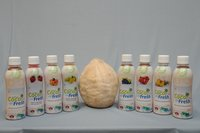 Packed Tender Coconut Water