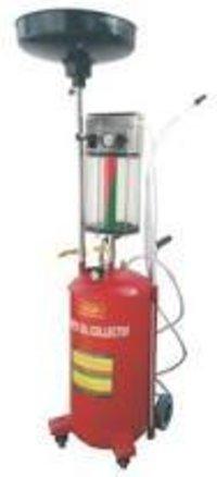 Pneumatic Oil Extractor Machine