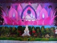 Wedding Stage Gate