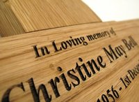 Wood Engraving Services