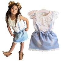 Designer Look Baby Girl Dress
