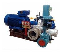 Pressure Reducing Saturated Steam Turbine