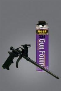 Boss 334 Minimal Expanding Foam Gun Grade