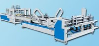Fully Automatic Folding And Gluing Machine