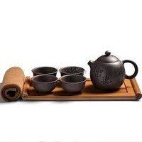 Clay Tea Set
