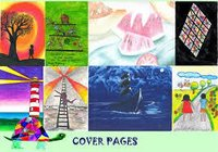 School Cover Page Design Services