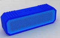 Blue Bluetooth Speakers