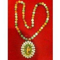 Kundan With Painting Jewellery