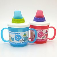Plastic Baby Mug Spout