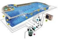 Swimming Pool Filtration Plant