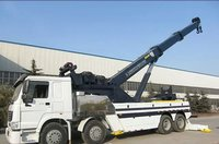 Rotation Tow Truck Road Recovery Wrecker