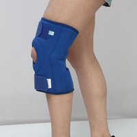 Patella Knee Support With Hinges