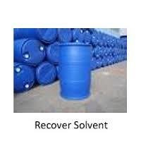 Recover Solvents