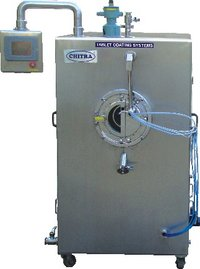 Tablet Coating System Automatic