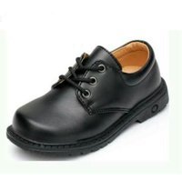 Finished Leather Safety Shoes
