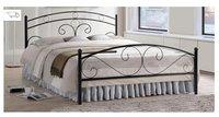 Akina Queen Size Metal Bed
