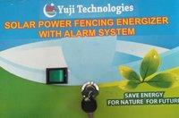 Solar Power Fencing Energizer