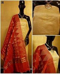 Ladies Silk Suit
