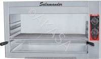Stainless Electric Salamander