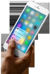 3d Touch Screen - The Next Generation Of Multi-Touch.