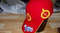 Drilltwill Cotton Pc Red Cap