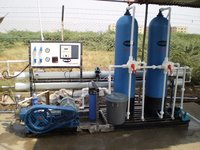 Commercial Ro Water Treatment Plant<