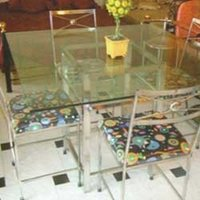 Designer Glass Dining Tables
