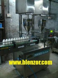 Dry Syrup Filling Machines