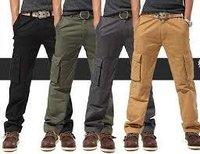 Designer Look Mens Trousers