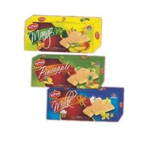 Flavored Cream Wafer Biscuit