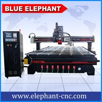 Wood Cnc Cutting And Carving Machine