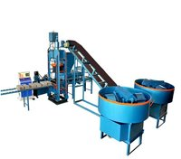 Fully Automatic Fly Ash Bricks Plant