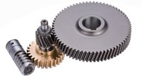 Customized Worm Wheel Gears