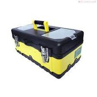 Plastic And Steel Tool Box