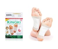 Original Kinoki Detox Foot Patch Set Of 10 Pc