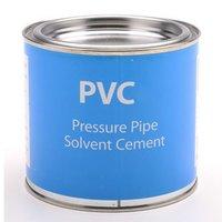 Pressure Pipe Pvc Solvent Cement