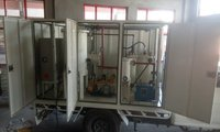 Power Transformer Oil Filtration Plant