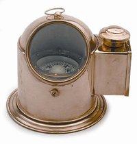 Antique Nautical Compass<