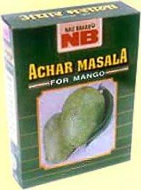 Nb Achar Masala