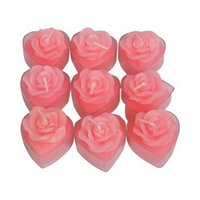 Scented Heart Shape Candles