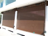 Mechanical Operated Rolling Shutter