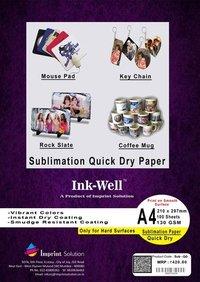 Textile Quick Dry Sublimation Paper