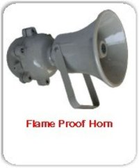 Chicago Radio Flameproof Horn Loudspeaker