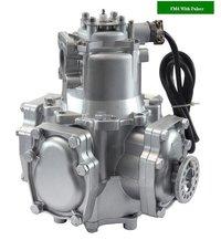 Fm4 Tatsuno Type Flow Meter With Pulser For Fuel Dispenser