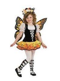 Kids Butterfly Dress