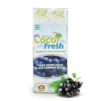 Tender Coconut Water With Black Currant Blend