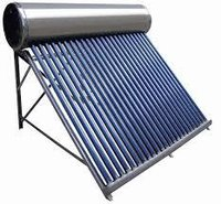 Rave Energy Magic Solar Water Heater
