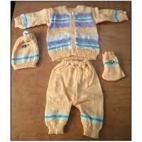Woolen Baba Suit
